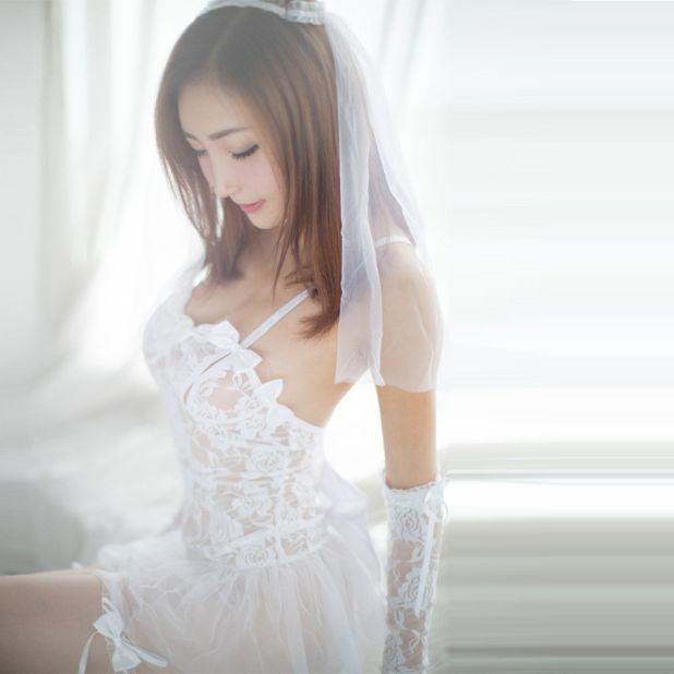 aliexpress bielizna panna młoda