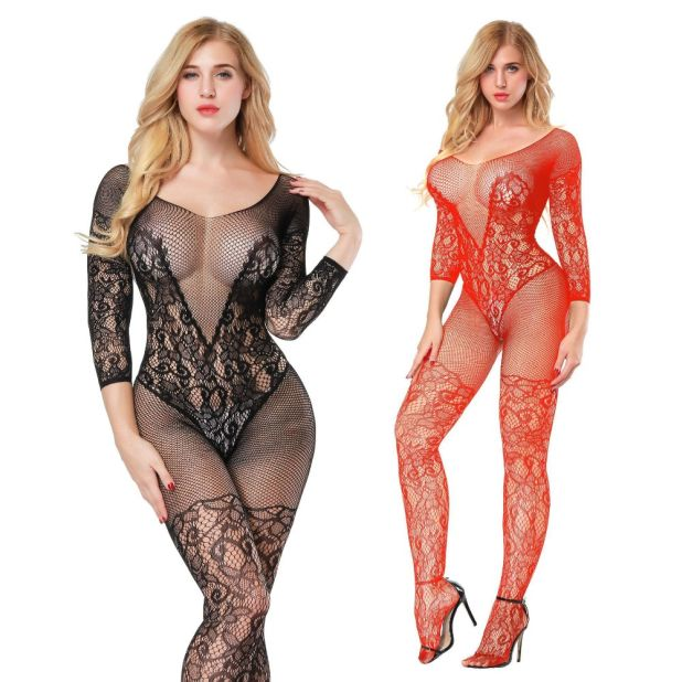 aliexpress kombinezon bodystocking
