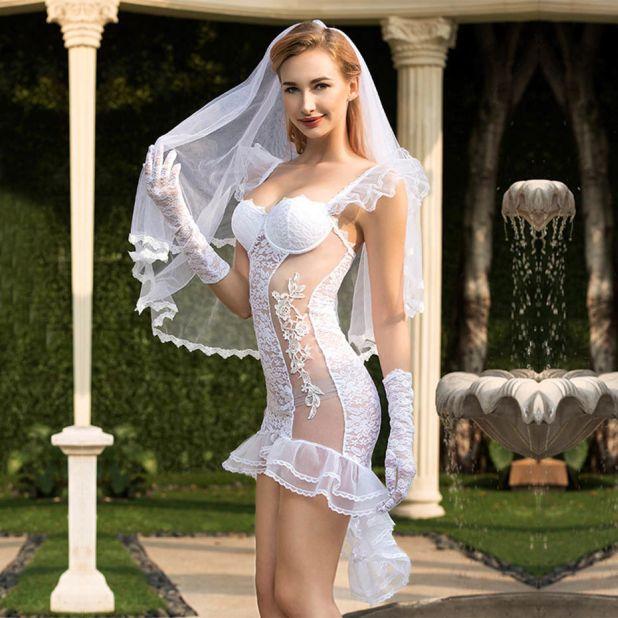 aliexpress sukienka ślubna